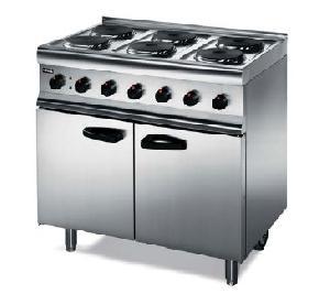 Cocina industrial electrica con horno eslr9c lincat famava for Cocina industrial electrica