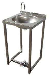 Lavamanos llave pedal lmp 50x50 famava famava for Llaves de lavamanos